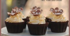 Tea, Cake & Create: Malva Pudding Cupcakes with Amarula Mascarpone Icing Pudding Cupcakes, Baking Cupcakes, Yummy Cupcakes, Cupcake Cakes, Cup Cakes, Cupcake Ideas, Malva Pudding, Best Banana Pudding, Delicious Cake Recipes