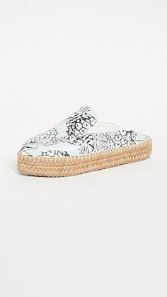 KAANAS | La Jolla Pointy Loafer Espadrilles #Shoes #KAANAS