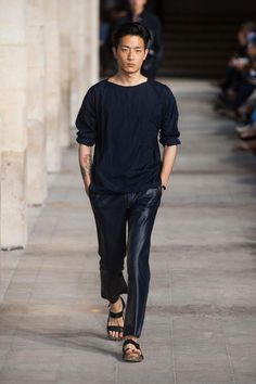 40 Looks We Want From the Spring 2014 Menswear Shows - The Cut