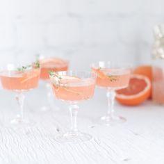 Botanical Blush Cocktail recipe