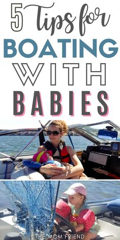 Boating with kids makes fun for the whole family! Find out how to make boating with babies and toddlers easier, including tips for what to pack, water safety, and how to enjoy boating even if you don't own a boat! #sponsored #boatingwithkids #familytravel #travel #travelwithkids #summer #summerfun #summerbucketlist Boating With Baby, Travel With Kids, Family Travel, Flying With A Baby, Water Safety, Fun Days Out, Family Vacation Destinations, Summer Bucket Lists, Friends Mom