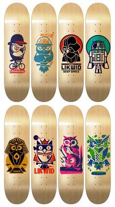 347b259c9 444308319467309030  UbaleTV ubaleskateboardcompany.ca Skateboard Deck Art