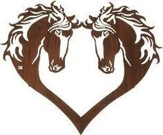 .horse heart