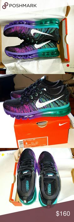 Nike Flyknit max women's new 7 Nike Flyknit max women's new 7 Nike  Shoes Sneakers