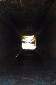 luz y vida al final del túnel