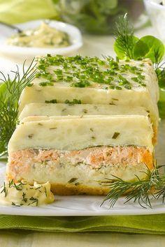 Terrine de thon et courgettes : un plat froid parfait pour l'été. #recette #healthy #regime #equilibre #legume #thon