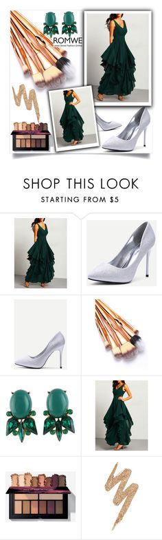 """ROMWE 6"" by melisa-hasic ❤ liked on Polyvore featuring Urban Decay"