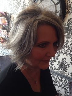 Keeping real! No color! Cut by pamela #thegreeneroom