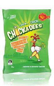 chickadees chips