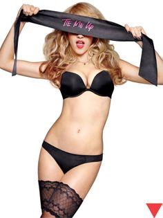 Ginta Lapina hot sexy stills from The Men Magazine (April 2014)