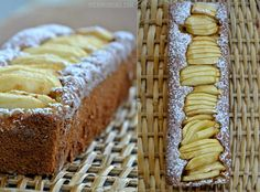 Plumcake alle mele senza glutine e senza lattosio