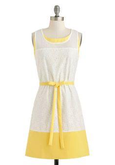 You Daisy Me Up Dress, #ModCloth