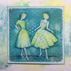 Barbara Gray's Blog. One Day at a Time.: NEWSFLASH!! STYLISH NEW GELLI PLATE TRICK!