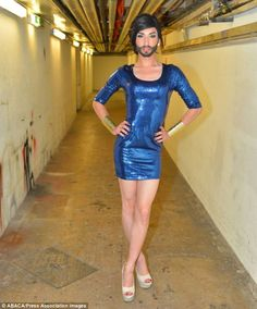eurovision 2014 conchita dailymotion