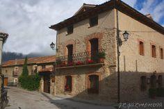 La casa de mi bisabuela. Navafria (Segovia)