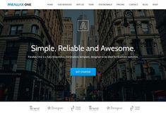 abother business wordpress theme