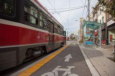 Roncesvalles streetcars