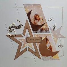 Lets Create With Lyn Holmes - AZZA European Scrapbooking (Perth - Western Australia) 12x12 Scrapbook, Scrapbook Templates, Scrapbook Page Layouts, Scrapbooking Ideas, Multi Photo, Layout Inspiration, Unique Photo, Let's Create, Mini Albums