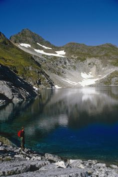 Bear Lake Sitka Alaska