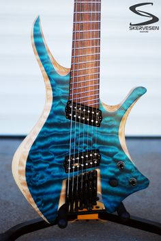 Skervesen Custom Guitars Shoggie DC