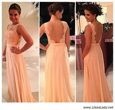 Bridesmaids dresses...love the lace on the top.  I think a light teal or a navy blue would look really pretty too