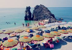 La Dolce Vita Monterosso Cinque Terre by Gray Malin