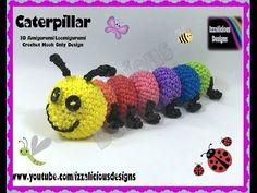 Rainbow Loom - Amigurumi/Loomigurumi - Crochet Hook Only ...