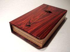 "Custom Made The ""Eye"" Book - A ""Digital"" Jewelry Box"