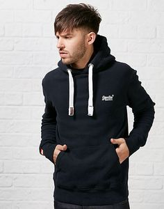 #ARKMENS : Everybody loves a classic hoody - the Superdry Orange Label Hoody