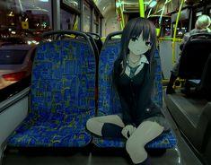 Fade Into Darkness Real Anime, Dark Anime, Japanese Aesthetic, Aesthetic Anime, Gangsta Anime, Koro Sensei, Image Manga, Cybergoth, Creepy Cute