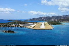 Beef Island - Terrance B. Lettsome International (EIS / TUPJ) British Virgin Islands, March 1, 2013