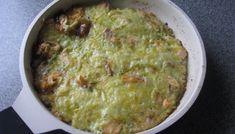 Ein leckeres Frühstück oder auch als Hauptmahlzeit - einfach und kreativ - lowcarb und ketogen - etwas Tolles aus Eiern und Zutaten zaubern!