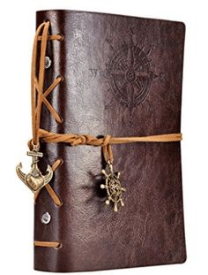 harry potter gifts for girls Vintage Notebook, Handmade Notebook, Handmade Books, Leather Notebook, Leather Books, Gifts For Girls, Gifts For Dad, Leather Bound Journal, Harry Potter