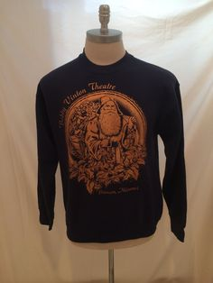 90s Bobby Vinton Theatre vintage sweatshirt, Fruit of the Loom, size L, Made in USA