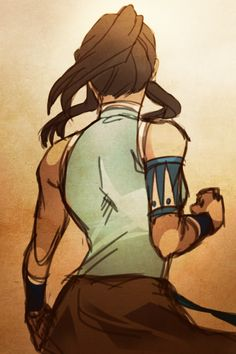 It's so good, guys, really. Try The Legend of Korra. But watch A:TLA first.