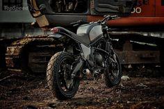 Studio Motor Gives Us The Kawasaki Versys 650 Scrambler picture - doc634244