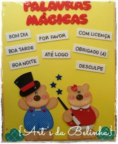 Palabras mágicas                                                       … Classroom Organization, Classroom Decor, Eat Logo, Birthday Charts, Crafts For Kids, Arts And Crafts, Art Activities, Cool Baby Stuff, Smiley