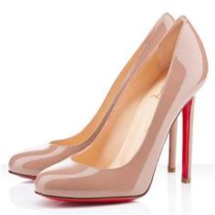 Christian Louboutin  Lady Lynch 120mm Pumps Nude DUE