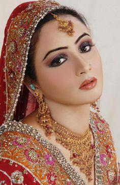 Indian Bridal Makeup 2016-2017