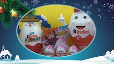Happy New Year Kinder Surprise Unboxing Magische Hexen Surprise Eggs