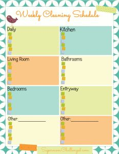 **You are seeing a new version of this page added March 22, 2016** I have had a HUGE response to my free planner pages. It used to be that I required you to join my FB group, Organized Mom Club to…