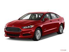 2015 Ford Fusion Hybrid: Angular Front