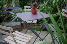 Fermob BISTRO Folding Table 57x57 - Tables - Furniture - SHOP