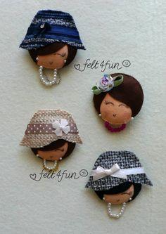 Pupidde / spille bambola : Pupidda cappello