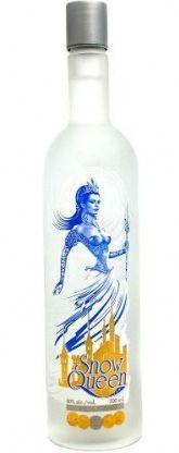 Snow Queen Vodka - Kazachstan
