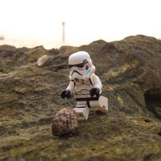 i'm gonna catch you #lego #stormtrooper #minifigures #starwars #legostagram #toysphotography by ericksingal