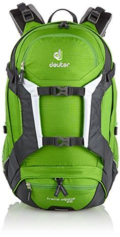 Deuter Trans Alpine 25 Rucksack greengrey *** Details can be found by clicking on the image.