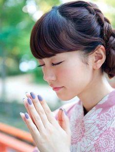 桐谷美玲 Mirei Kiritani