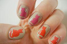 Cat nails.