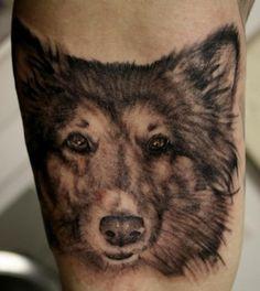 newfoundland dog tattoo tattoos pinterest newfoundland dog tattoos and tattoo artists. Black Bedroom Furniture Sets. Home Design Ideas